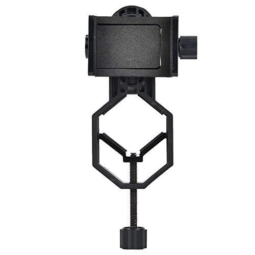 Telefoonclipbeugel, telescopische telefoonclipklembeugelhouder voor telescopische microscoop Smartphone, zinklegering telefooncliphouder