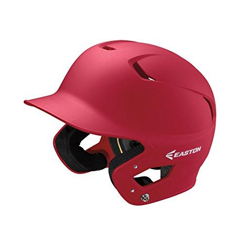 Easton Senior Z5Grip Teige Helm, Herren, A168091RD, rot, 6 7/8-7 5/8