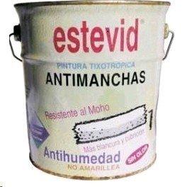 ESTEVID - ANTIMANCHAS ANTIHUMEDAD ESTEVID 4 LT