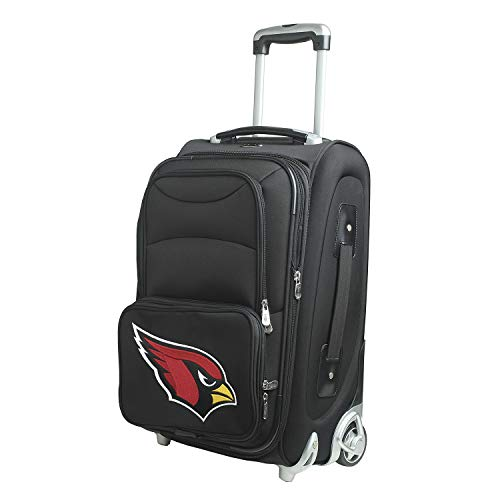 Denco NFL Arizona Cardinals 21-inch Carry-On Luggage