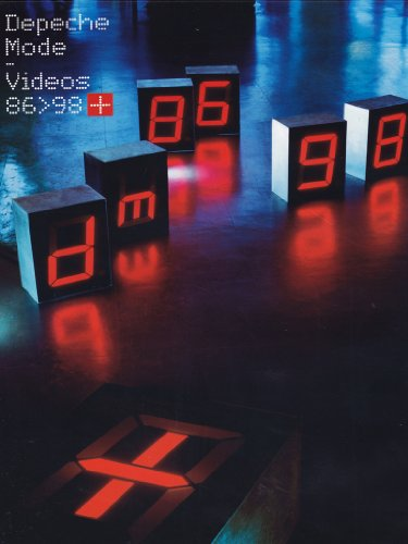 Depeche Mode / The Videos 86-98 (Amaray, 2 DVDs)