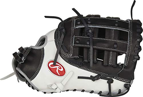 Rawlings Heart of The Hide Fastpitch Softball First Base Glove, 13 inch, Right Hand Throw,...