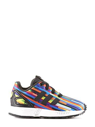 Adidas ZX FLUX EL I Basket mode fille multicolore 20