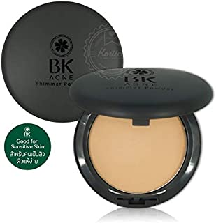 2 Units of BK Acne Shimmer Powder SPF35 Oil Control No Alcohol No Paraben Fragrance Free