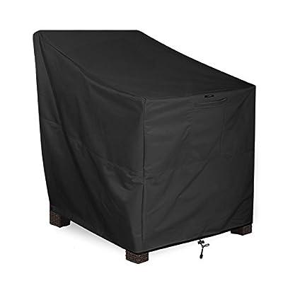 KHOMO Gear - Patio Chair Cover - Heavy Duty Premium Outdoor Furniture Cover