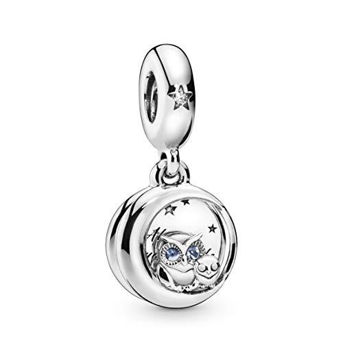 Pandora Mujer plata Abalorios 798398NBCB