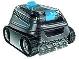 Zodiac CNX 20 Robot limpiafondos para Piscinas (Fondo/Paredes/línea de Agua), Gris y Azul