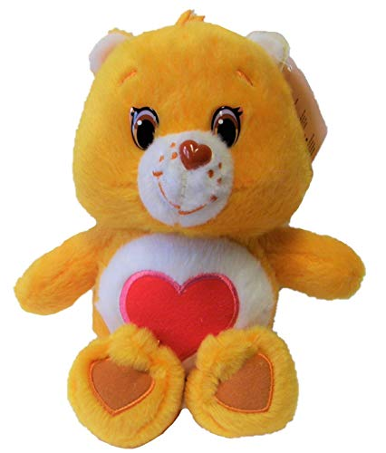 Care Bears Lucky Bear knuffels voor kinderen 22 cm (Schmusebärchi)