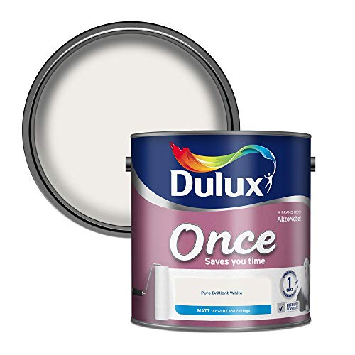 Dulux Once Matt Emulsion Paint For Walls...