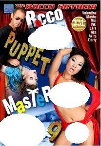 Rocco Puppet Master 9 (Rocco Siffredi - FM Video) [DVD]