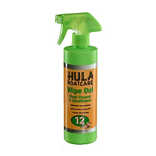 Hula Boat Care Wipe Out Vinyl Cleaner & Conditioner 16oz