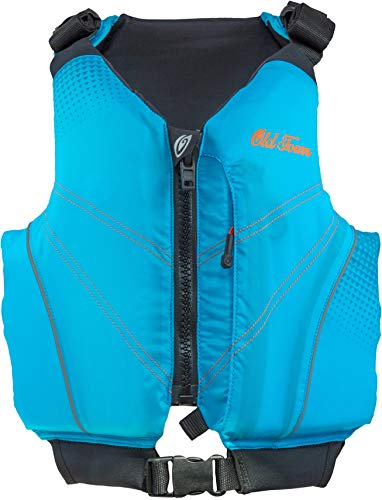Old Town Canoes & Kayaks Inlet Jr. Kids' Life Jacket (Blue)