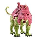 Masters of the Universe Revelation Masterverse, Figura Battle Cat, muñeco articulado de juguete (Mat...
