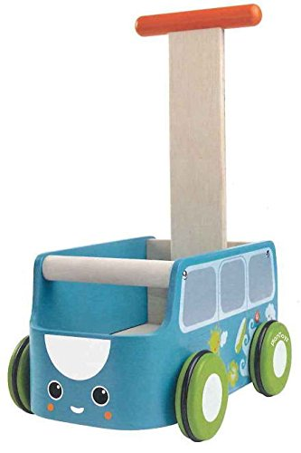 For Sale! Plan Baby Toys Van Walker- Blue