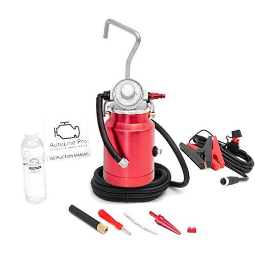 AutoLine Pro Automotive Smoke Machine Leak Detector EVAP V...