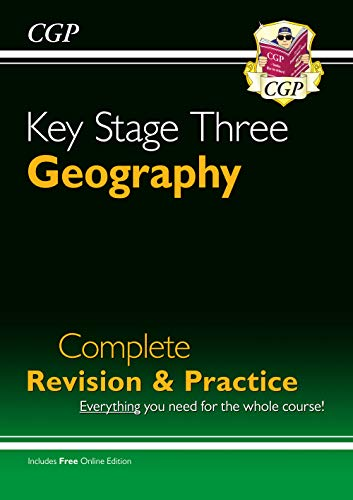 KS3 geography. Complete revision & practice. Per le Scuole superiori