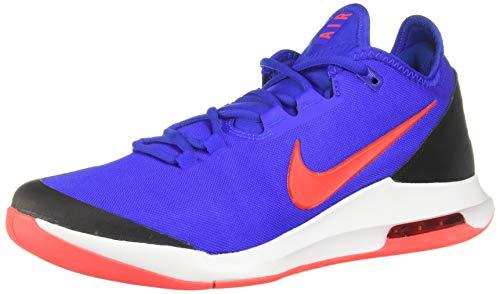 Nike Herren Air Max Wildcard Tennisschuhe, Mehrfarbig Racer Blue Bright Crimson Black 400, 44.5 EU