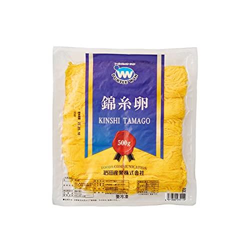 【業務用】 錦糸卵 500g TW印 惣菜 トッピング 冷凍 業務用