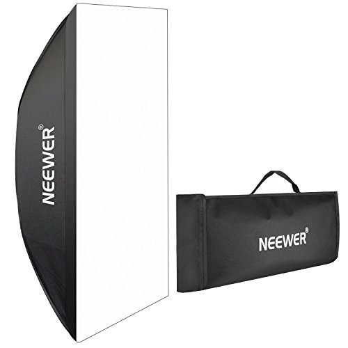 Neewer tragbare rechteckige Softbox mit Einfassung BOWENS 60 X 90cm / 23.6'x 35.4'