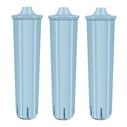 VAIYNWOM Filtros de agua para cafeteras automáticas Jura Claris Blue (3 unidades)