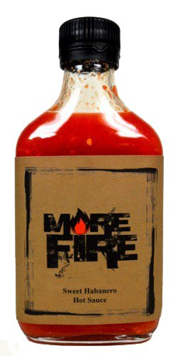Suicide Sauces – More Fire – Hot Sauce – 200ml