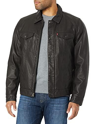 Levi's Men's Faux Leather...