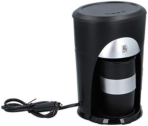 All Ride Kaffeemaschine - Kaffee - Kaffe to go - Auto LKW 24V - Aktiva 300W - Pad für 1 Tasse - inkl. Becher