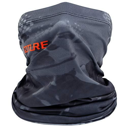 Goture Face Scarf for Mens UPF 50+ UV Protection Breathable Cooling Neck Gaiter for Outdoor Activities
