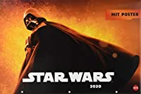 Star Wars Broschur XL - Kalender 2020