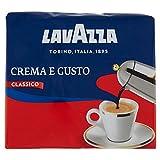 Lavazza Gemahlener Kaffee - Crema E Gusto - 1er Pack (1 x 500g)