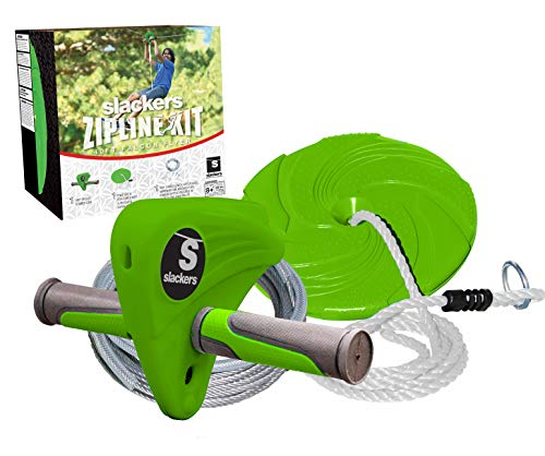 Product Image of the Slackers 40' Zipline Falcon Kit