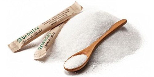 Azúcar Abedul (100%) en sticks (50 x 8gr) Ecológico ABEDULCE