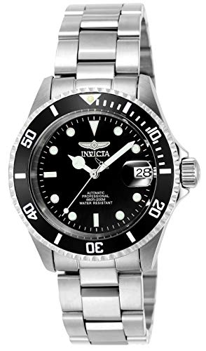 Invicta Men's Pro Diver 40mm Stainless Steel Automatic Watch...