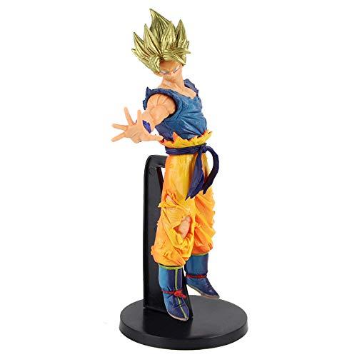 26cm Anime Dragon Ball Z Blood of Saiyans Special Son Gokou Goku Figurita PVC Colección Modelo Juguetes
