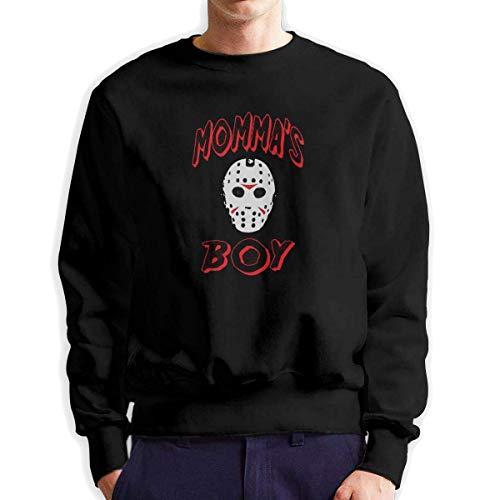 Preisvergleich Produktbild SASJOD Männer Hoodies Abbey Road-Killer Freddy Horror Movie Men's Adult Crew Neck Sweatshirt Fashion Long Sleeve Pullover
