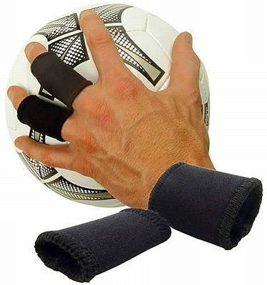 protection de doigts avec arthrose aide au sport Bleu Bllomsem 10 prot/ège-doigt /élastiques