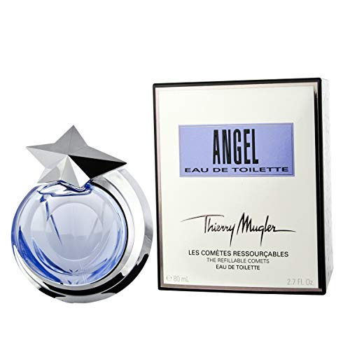 Angel Comet Eau De Toilette 2.7 Oz. Refillable
