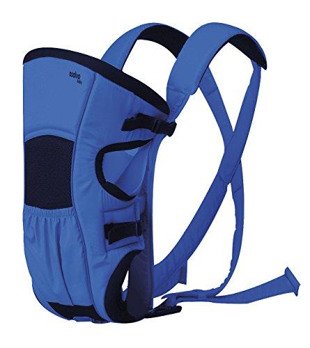Asalvo 11084 - Mochila portabebés, color azul