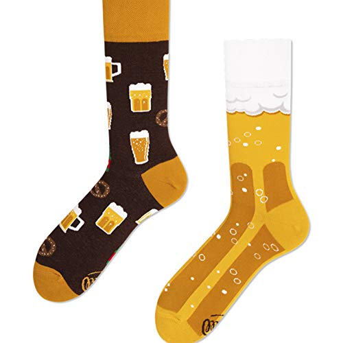 Many Mornings unisex Socken Craft Beer (43-46)