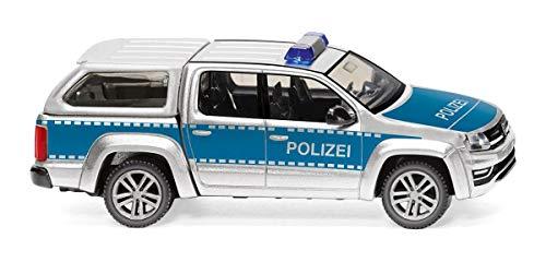 Wiking H0 031147 Polizei VW Amarok GP Comfortline - Miniaturmodell - Kein Spielzeug!!
