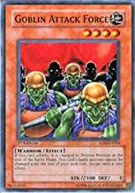 Yu-Gi-Oh! - Goblin Attack Force (SD5-EN004) - Structure Deck 5: Warrior's Triumph - 1st Edition - Common