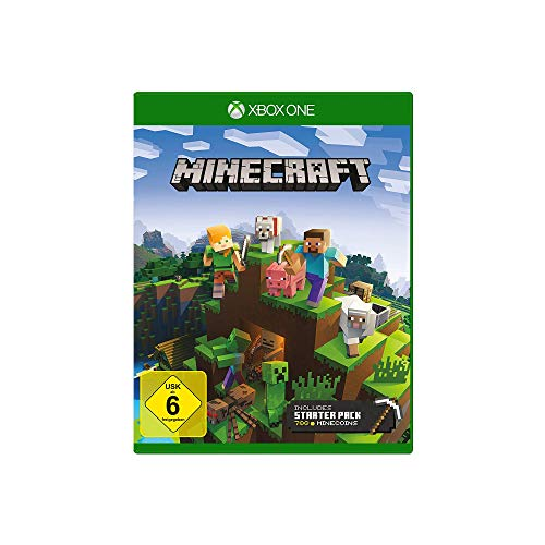 Minecraft Starter Collection - [Xbox Series X, Xbox One]