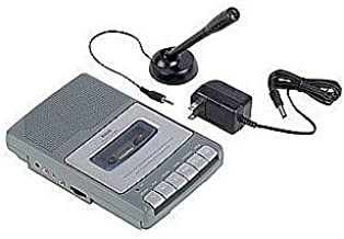 RCA Portable Cassette Recorder and Player