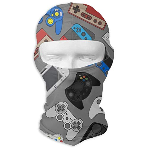 N/A Full Face Mask Video Game Controller Gadgets Hood Sunscreen Mask Dual Layer Koud voor mannen en vrouwen