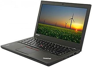 (Renewed) Lenovo Thinkpad Laptop X260 Intel Core i5 - 6300u Processor, 8 GB Ram & 256 GB ssd, Win10, 12.5 Inches 1.3 KG Ul...