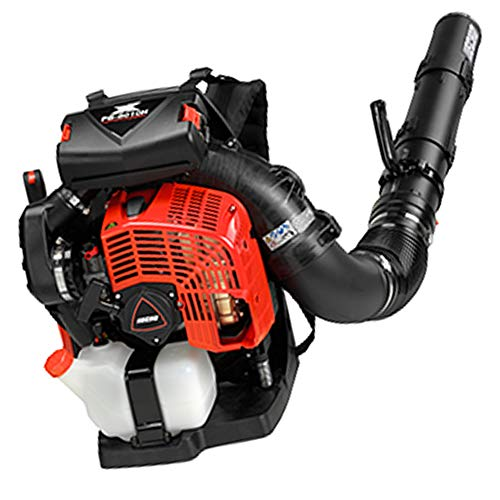 Echo Gas Backpack Leaf Blower with Hip Mounted Tube Throttle / 211 MPH 79.9 CC/PB-8010H