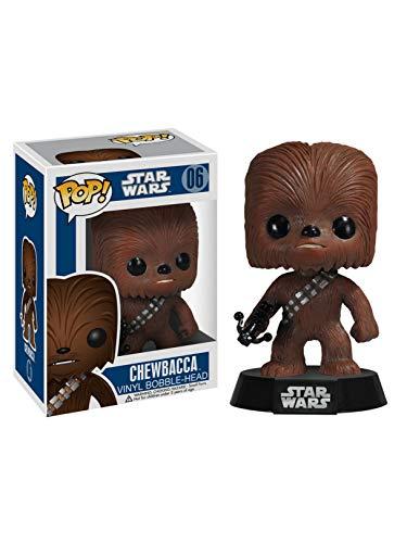 Funko Pop - Star Wars - Chewbacca 10cm [Importacion alemana]