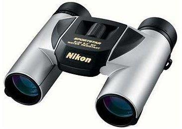 Nikon Sportstar IV 8x25 DCF Black/Silber