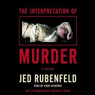 The Interpretation of Murder audiobook cover art