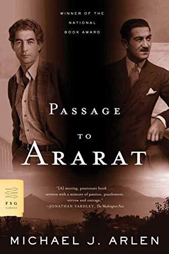 Passage to Ararat (FSG Classics)